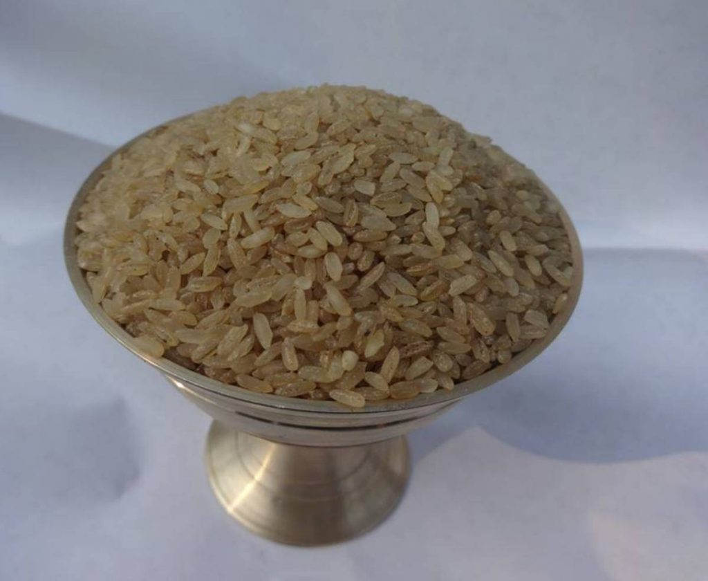 Boka Saul — a special variety rice from Assam